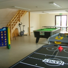 Games Room Downstairs