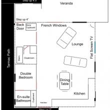 Melbury Ground Floor Plan